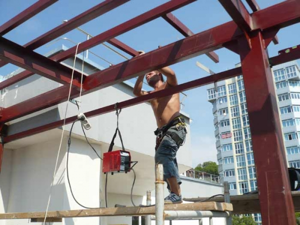 погоды найти работу в москве по монтажу металлоконструкций реконструкция Битвы
