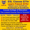 Canada College of Education Toronto