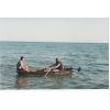 Дюралевая рыбацкая лодка для продажи