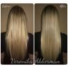 Кератиновое и Японское выпрямление волос