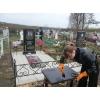 Уход за могилами в Украине.